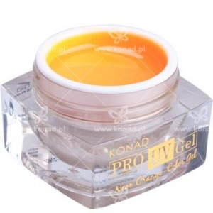 Żel Neon Orange Konad Easy-off PRO UV 7g