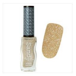 Lakier Sandy 3D Glitter Gold SDP12 9,5ml