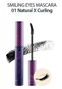 Feeblin Smiling Eyes Mascara 01 Natural&Curling