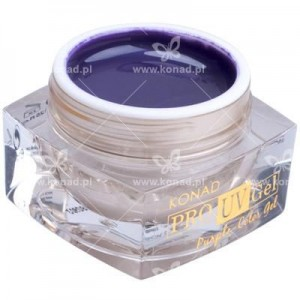 Żel Purple Konad Easy-off PRO UV 7g