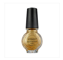 Lakier do wzorków Powdery Gold 11ml