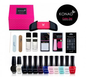Konad Gel Polish Kit