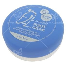 FOOT CREAM nawilżający krem do stóp 100g