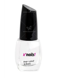 Top Coat  X'nails 15ml
