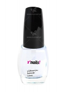 Preparat odżywczy Vitamin Bomb 15ml  X'nails