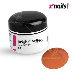 Żel kolorowy Bright Coffee 5g