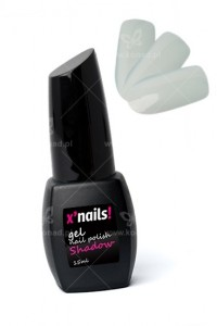 X'nails lakier hybrydowy Shadow 15ml.